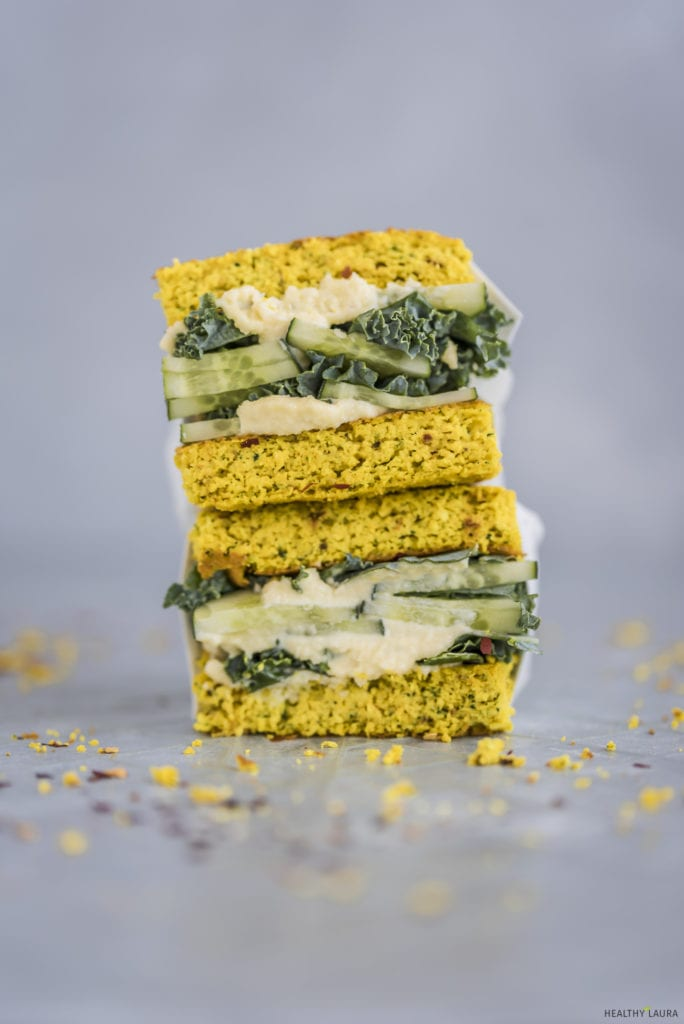 Keto Bread Turmeric & Photography tips by Healthy Laura Food Photography & Styling. HealthyLaura @healthylauracom Food photography tips, food styling hacks & food composition hacks. #foodstyling #foodcomposition #foodstylingtips #foodcompositiontips