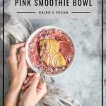 Instagram Smoothie Bowl Nice Cream @healthylauracom Healthy Laura Food Photography. HealthyLaura @healthylauracom paleo nice cream, instagram breakfast, chocolate breakfast jars, dairy free recipes vegan, quick paleo vegan, easy vegan dessert, banana ice cream chocolate, healthy weight watchers. #vegancomfort #vegannicecream #paleoicecream #instagrambreakfast