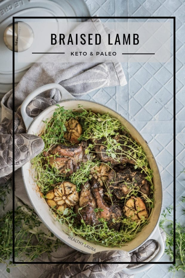 Braised Lamb by Healthy Laura Food Photography & Styling @healthylauracom