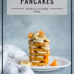 Healthy Laura Pumpkin Pancakes by Healthy Laura Food Photography & Styling. @healthylauracom paleo, paleo breakfast recipes, pancake recipes, butternut squash recipes, pumpkin sauce, paleo brunch, yummy paleo, paleo healthy recipes, butternut pumpkin, autumn, fall, paleo pumpkin and paleo pancake recipe. #paleorecipes #dairyfreerecipes