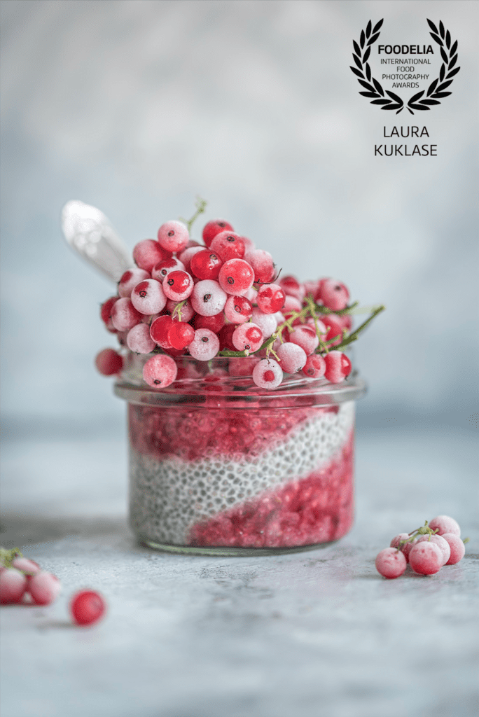 Chia Pudding_ Healthy Laura Food Photography & Styling_ Laura Kuklase