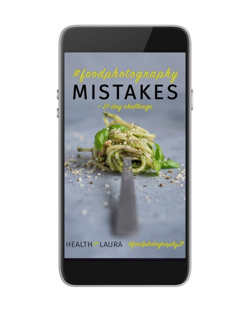 Food Photography mistakes eBook 2019 by Healthy Laura Food Photography & Styling_ Learn Food Photography