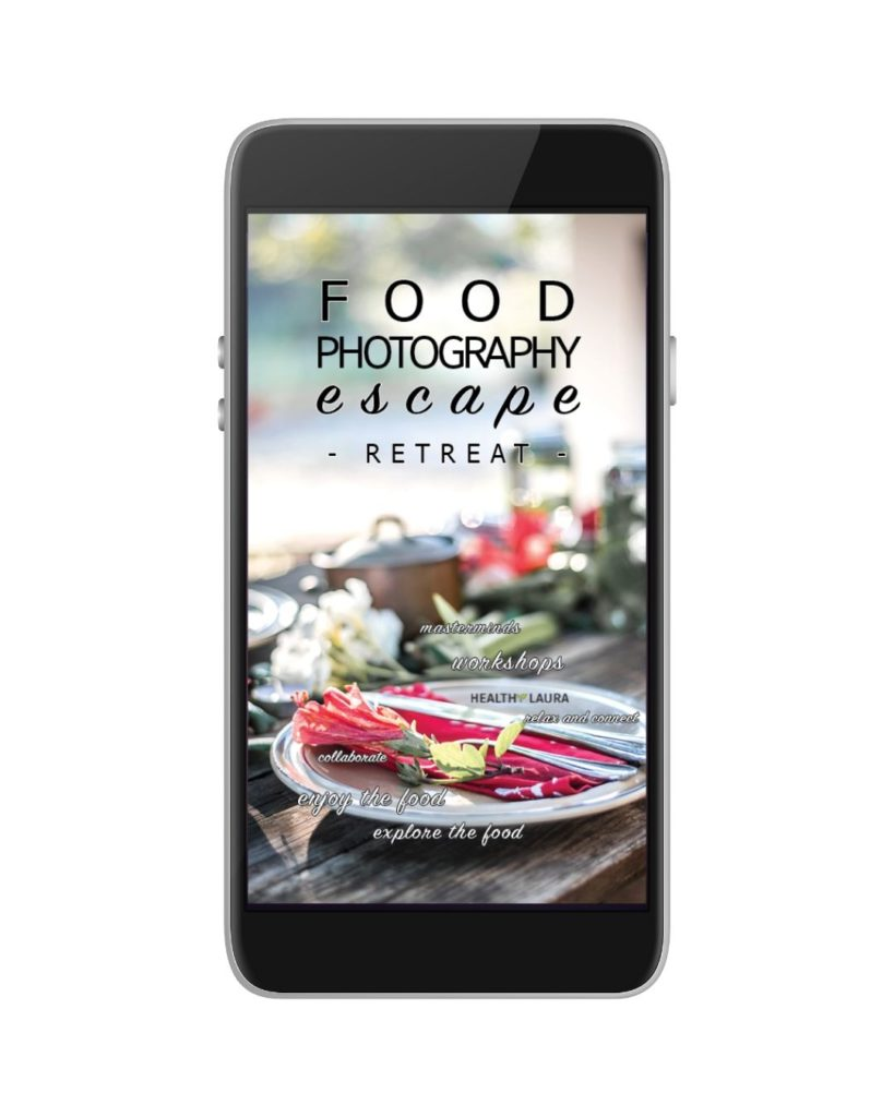 Food Photography Escape by Healthy Laura