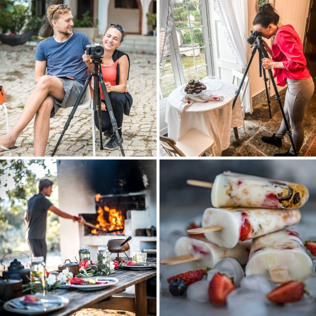 Food Photography Retreat by Healthy Laura Food Photography & Styling @healthylauracom